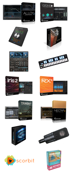 Scoring and Sound Design Contest 3 | Learning Center