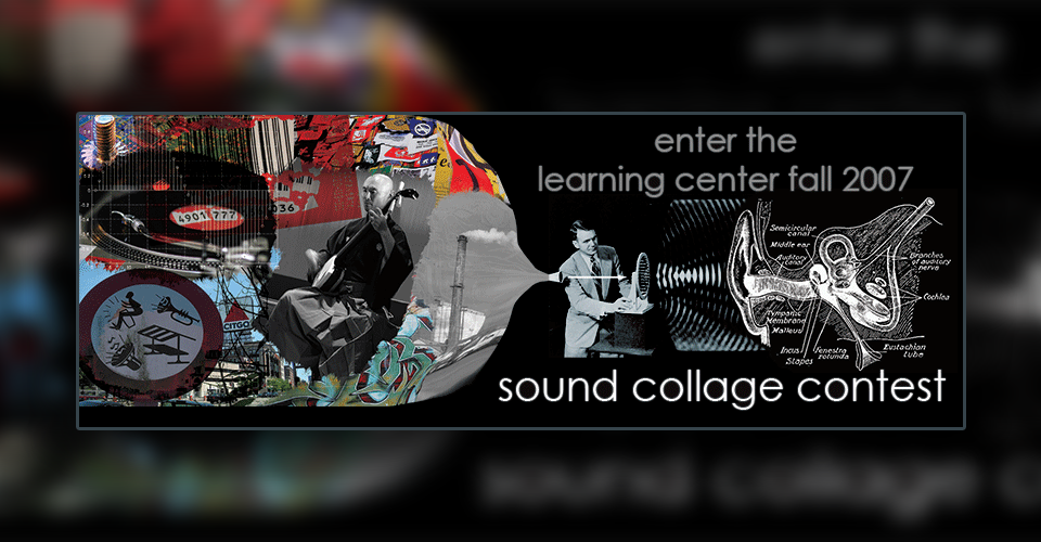 Sound Collage Contest 1