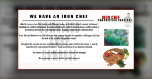 Iron Chef Contest 1